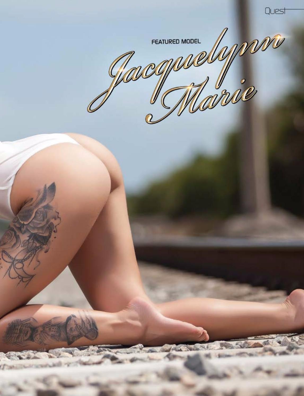 Jacquelynn Marie na Quest Magazine