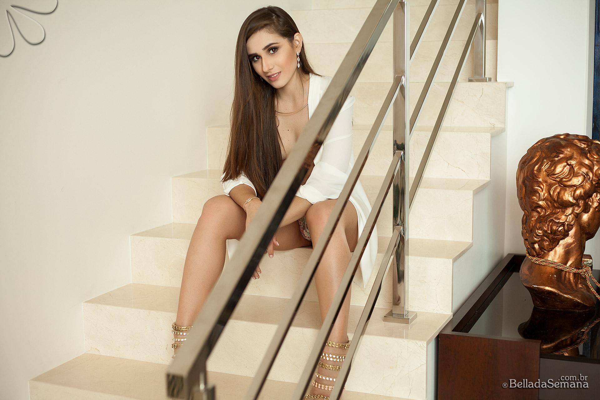 Julia Picoloto para a Bella da Semana