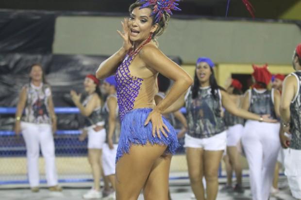 Denise Dias CARNAVAL 2018