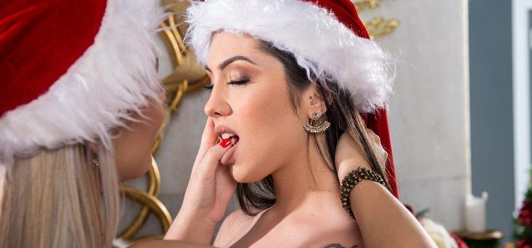 Especial de natal Bella da Semana: Emiliana Agacci e Janaína Santos