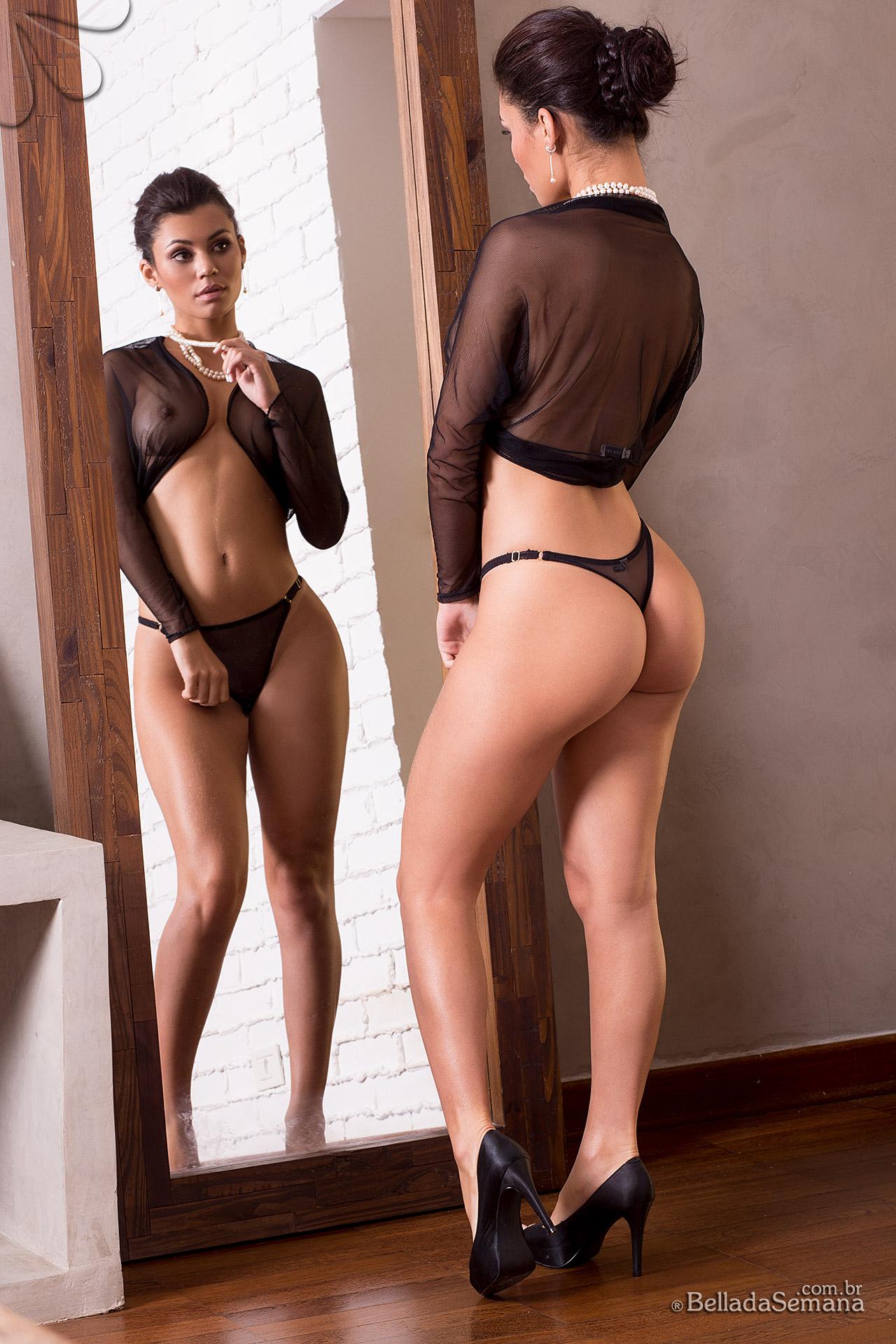 Francielli Fontana de volta ao Bella da Semana