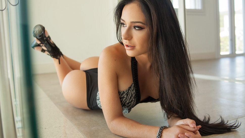Kalinka Rocha está de volta