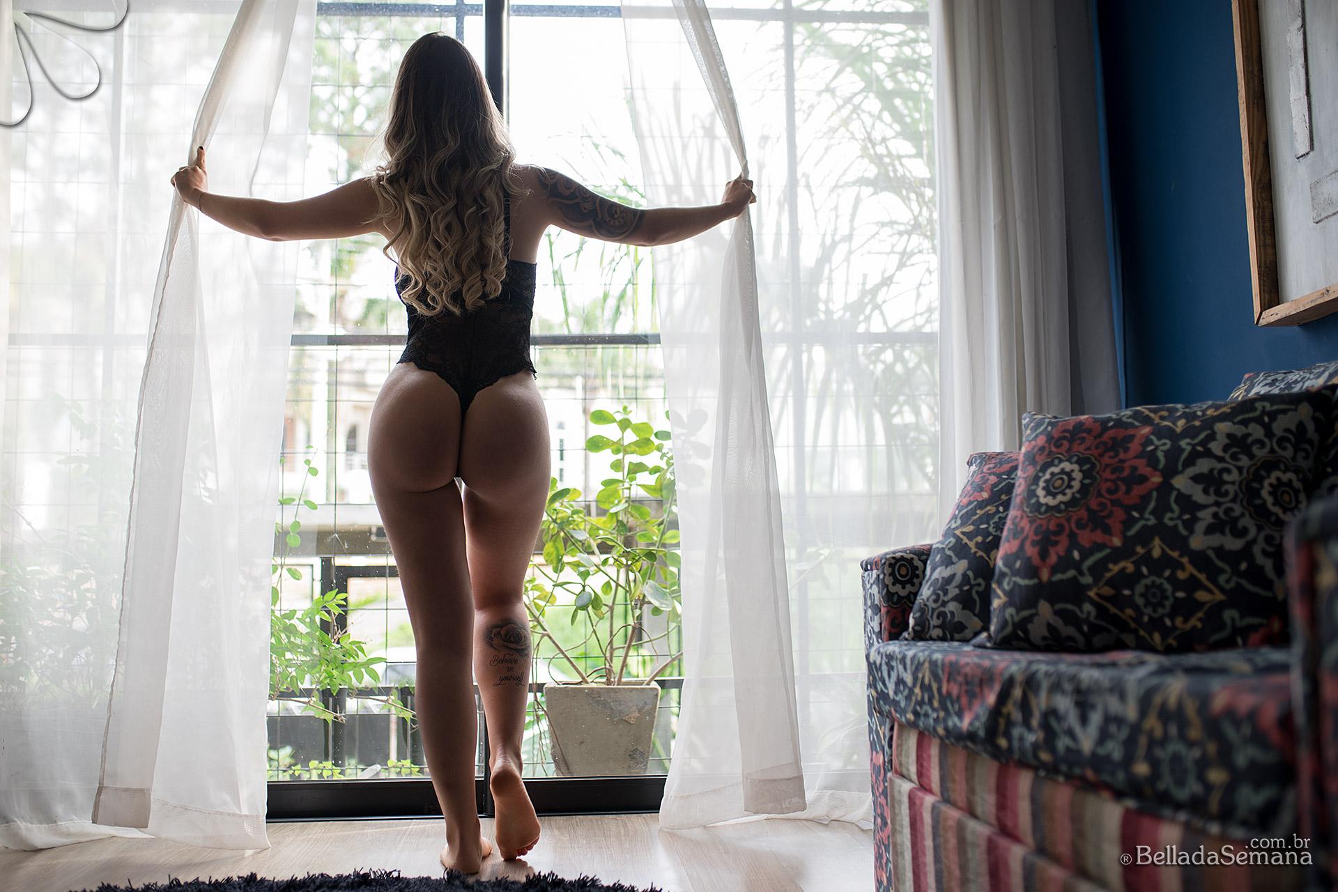 Mariana Luz, o melhor bumbum do Brasil