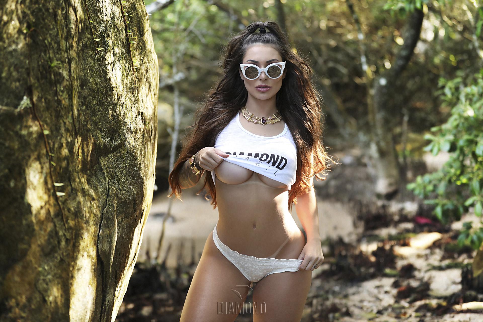 Jady Santy ensaio especial para o réveillon da Diamond Brazil