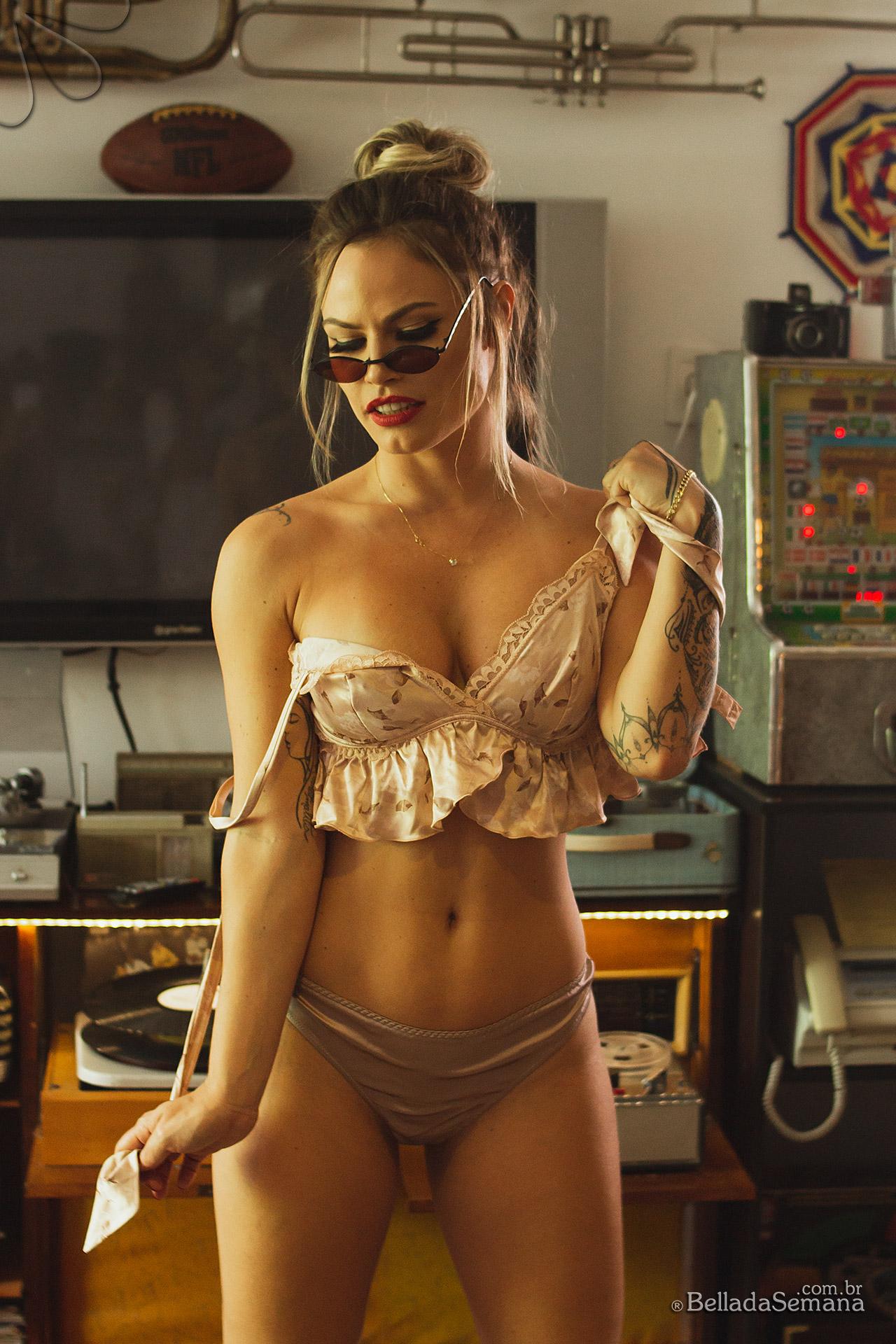 Natália Casassola | Bella da Semana