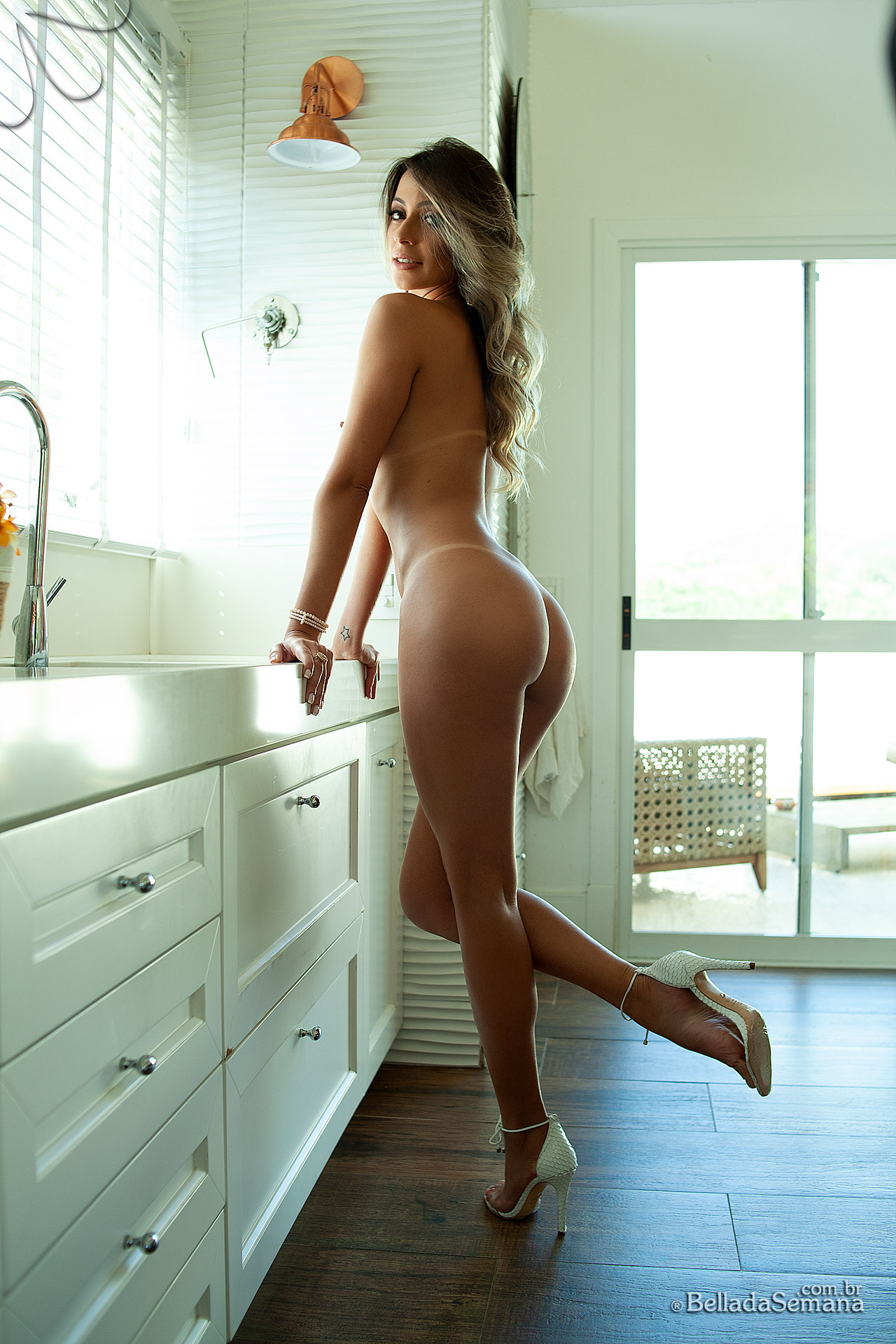 Bella da Semana | Luanna Lodi #2