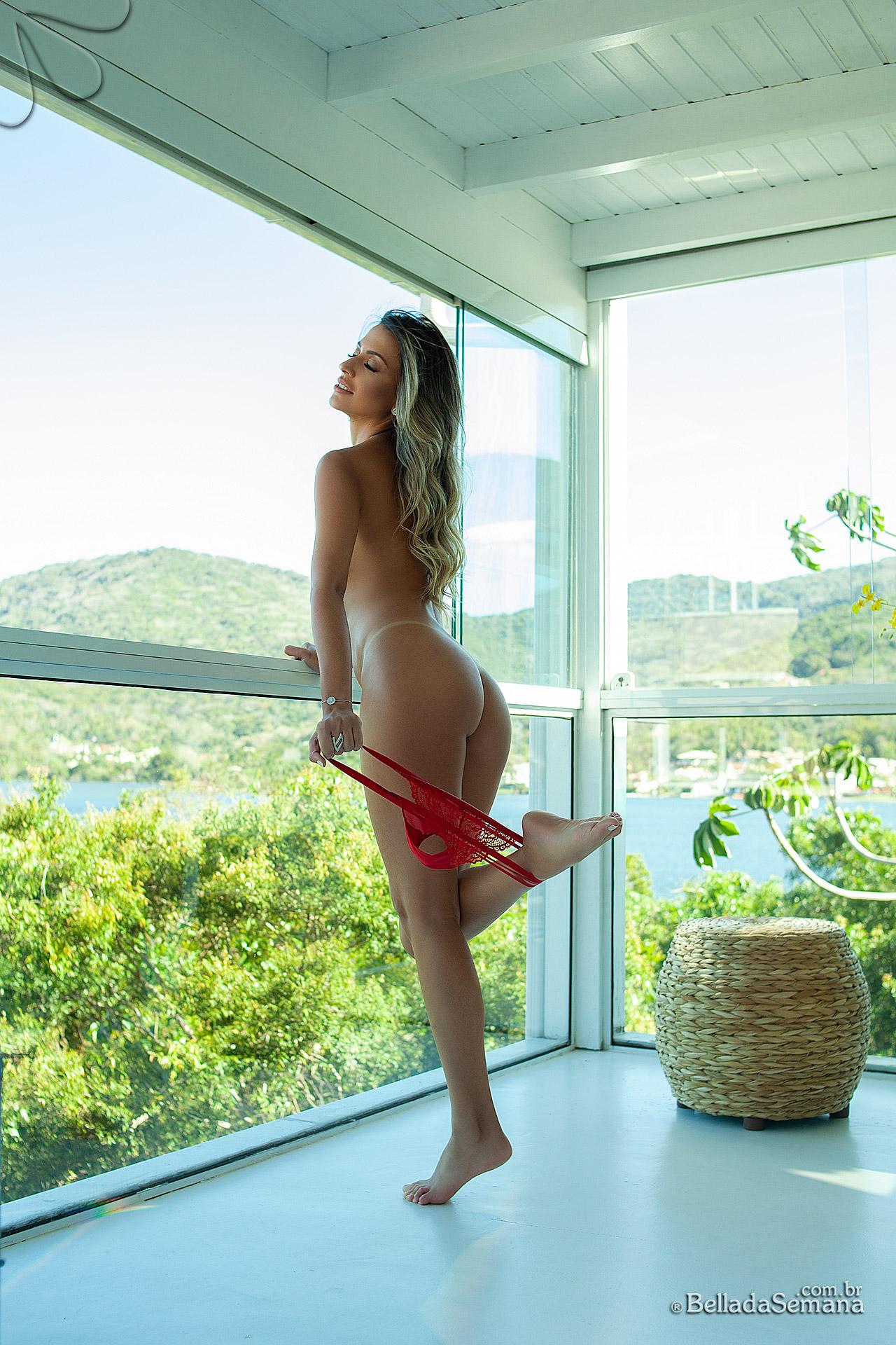 Luana Lodi outra vez | Bella da Semana